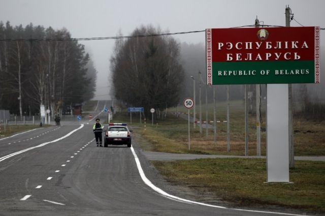 Украинцам запретят ездить в Беларусь по внутреннему паспорту
