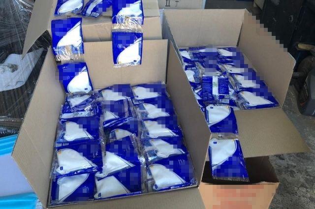 Украина расширила список запрещенных к вывозу противоэпидемических товаров. Иллюстративное фото.