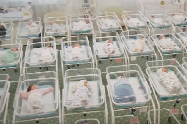 В одном из Киевских отелей удерживают 46 детей от суррогатных матерей