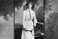 Шарлотта Купер — первая олимпийская чемпионка.