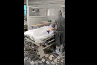 Видео: Реанимация областной больницы.