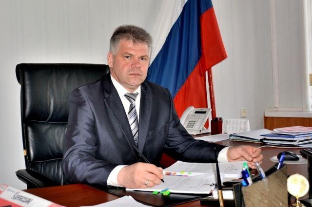 Глава Гайского округа Олег Папунин госпитализирован в ковид-центр.