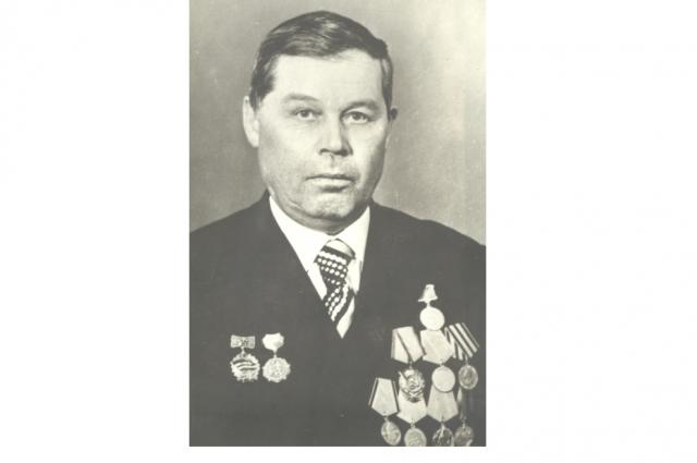 Сомов Николай Иванович.