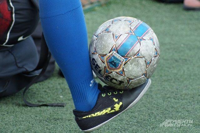 В Харькове во время игры в футбол погиб подросток