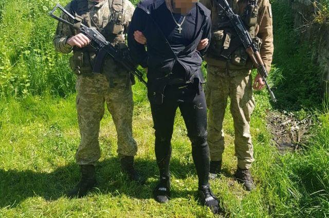 В Закарпатской области контрабандисты атаковали пограничников