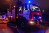 В Киеве в результате пожара в многоэтажке погиб мужчина