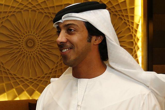 Мансур ибн Зайд Аль Нахайян.