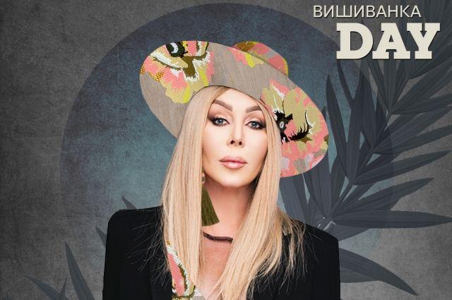 Канал «Украина» вместе с украинскими звездами запустили проект ВишиванкаDAY