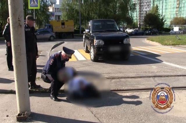 В Калининграде в ДТП пострадал пешеход