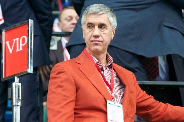 Анатолий Быков был арестован 7 мая.