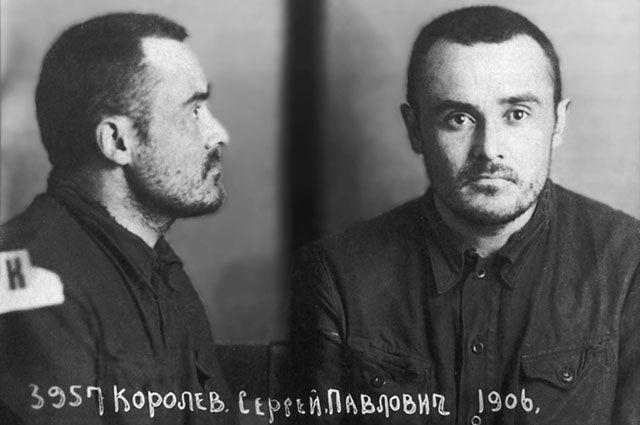 Сергей Королев после 18 месяцев заключения, 29 февраля 1940 г.