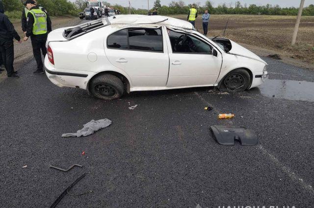 ДТП в Харьковской области: один человек погиб