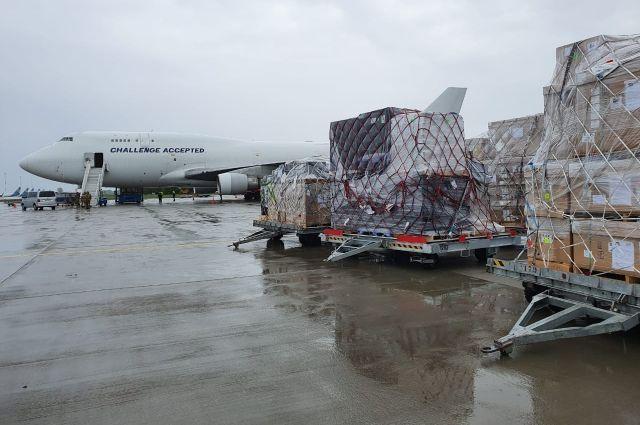 США прислали Украине оборудование для ООС на $25 млн