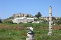 Храм Артемиды Эфесской.