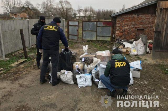 Во Львовской области будут судить членов крупного наркосиндиката