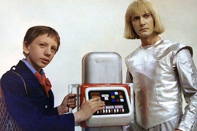 Фильм «Гостья из будущего» 1985 года.