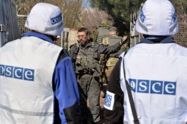 Развитие ситуации на Донбассе вызывает обеспокоенность, - ОБСЕ