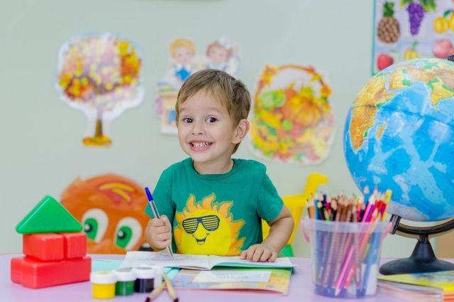 В Тюменской области детские сады возобновят работу после снятия ограничений