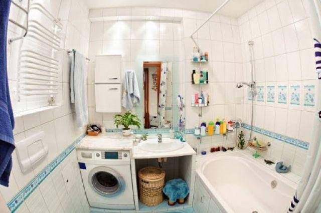 Как визуально увеличить пространство ванной комнаты: восемь хитростей
