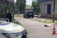 В Бердянске авто переехало насмерть пенсионерку, которая упала на дороге