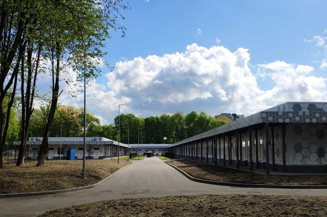 Новый госпиталь Минобороны в Калининграде готов принять пациентов
