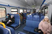 Количество поездов увеличили с 16 мая.