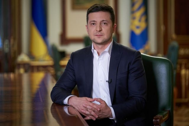«Украина − это Европа»: Зеленский обратился к гражданам по случаю праздника