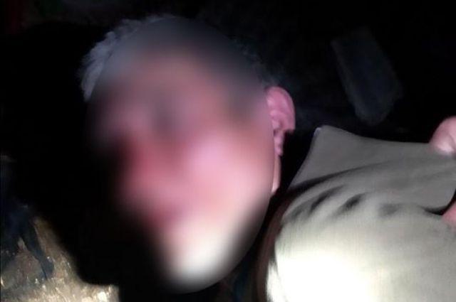 В Днепре на территории больницы нашли обнаженный труп ребенка