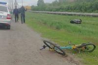 В Оренбурге на Загородном шоссе в ДТП погиб 31-летний велосипедист.