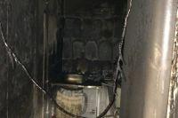 В Ясном загорелся дом из-за электрический плиты.