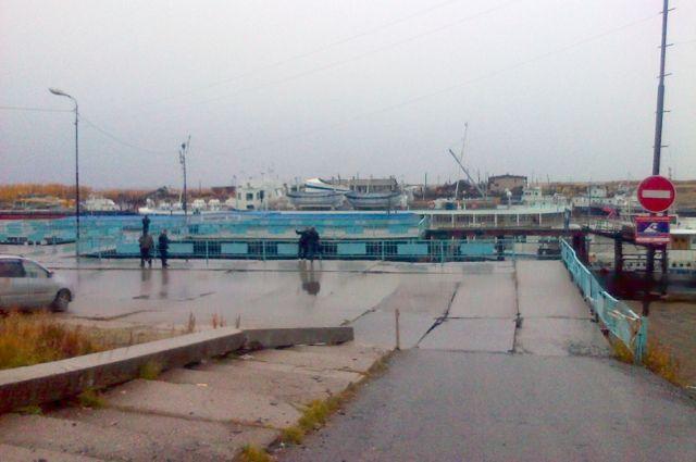 Из-за коронавируса отменили теплоход из Салехарда в Омск