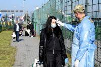 Из Польши в Украину за два дня пешком пришли почти 3 тыс. человек