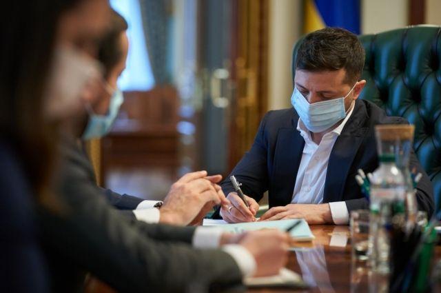 Зеленский сменил глав районных администраций Киева