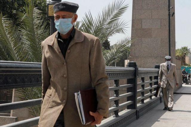В Египте зафиксирован рекорд по числу зараженных COVID-19 за сутки