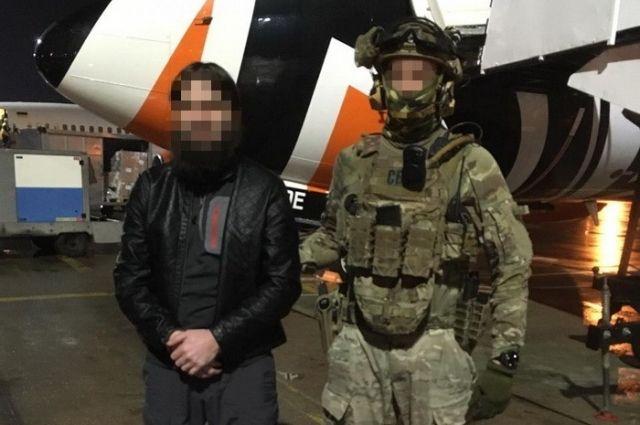 Украина экстрадировала в Грузию одного из лидеров «ИГИЛ»
