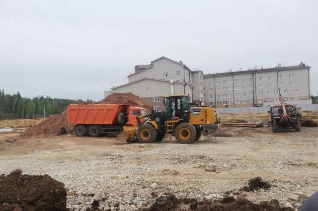 РУСАЛ выступил инвестором строительства госпиталей в Ачинске и Богучанском районе.