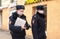 Масочный режим действует в Петербурге до 31 мая.