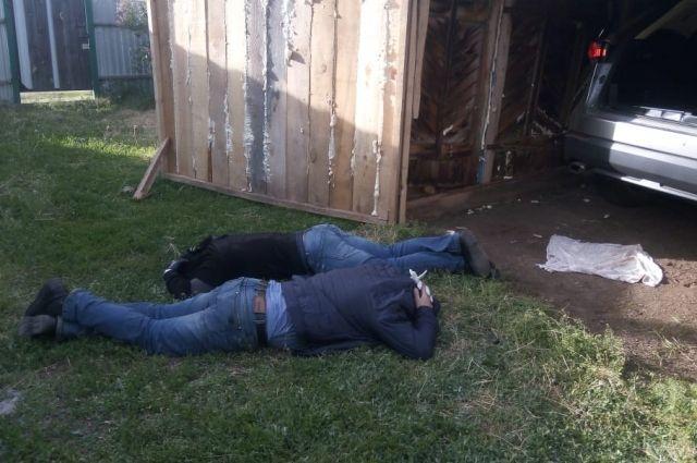В Оренбурге задержан угонщик дорогой иномарки.