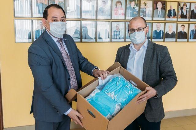 Тюменским дачникам будут выдавать маски