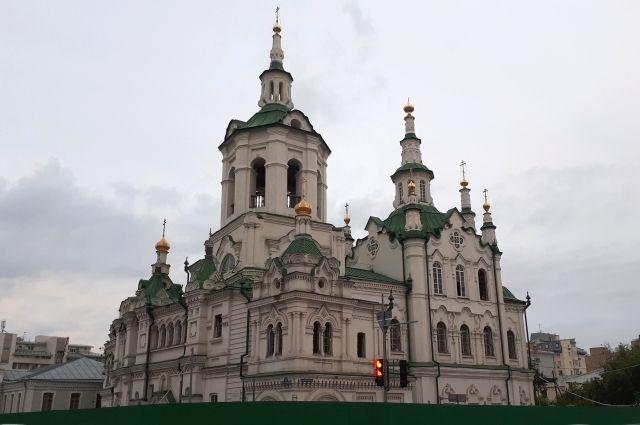 В прямом эфире эксперты обсудят уникальную находку из Спасской церкви