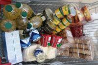 Сроки выдачи продуктовых наборов зависят от того, когда пройдут торги на закупку продуктов.