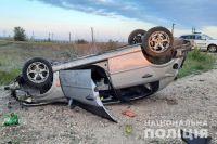 В Херсонской области произошла авария, в результате которой погиб человек