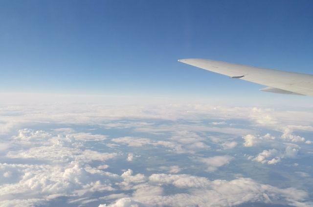 Самолет с мигрантами на борту вылетит из Оренбурга в Бишкек 20 мая.