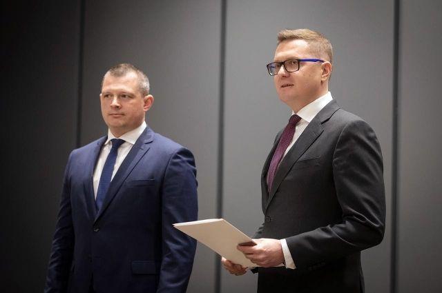 Баканов представил личному составу нового руководителя СБУ Киева и области
