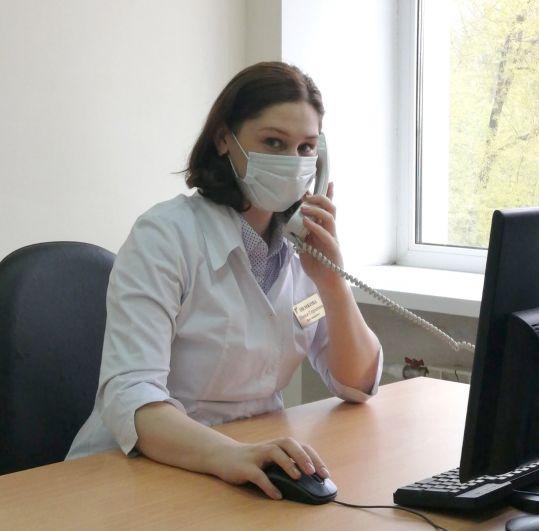 Олеся Немкова, врач-кардиолог городской поликлиники №8.
