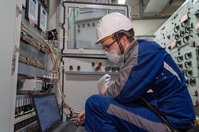Модернизация энергоблока № 1 продолжается. Многие работы выполняются впервые.