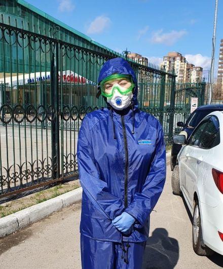 Карина – врач-педиатр городской поликлиники №4.