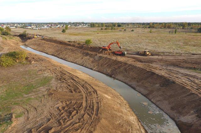 Реабилитация водоёмов поймы – сложная и затратная работа.