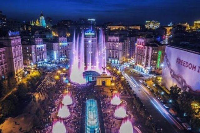 В День Киева в столице начнется сезон работы фонтанов