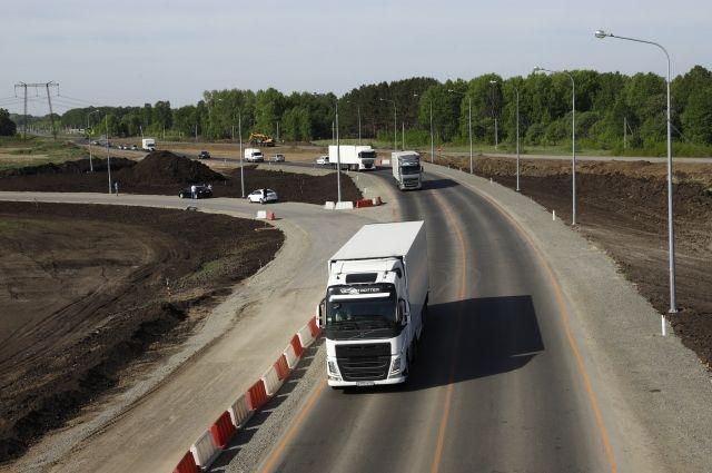 Протяженность объездной трассы составит 19,2 км.